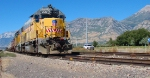 UNION PACIFIC'S PROVO SWITCHER.OREM,UTAH SEPTEMBER 11,2010.